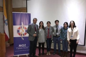 Gran participación tuvo la primera Jornada de actualización en Urología