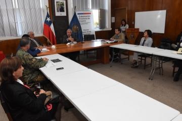 Colegio Médico Osorno participa de reunión con Ministro Mañalich